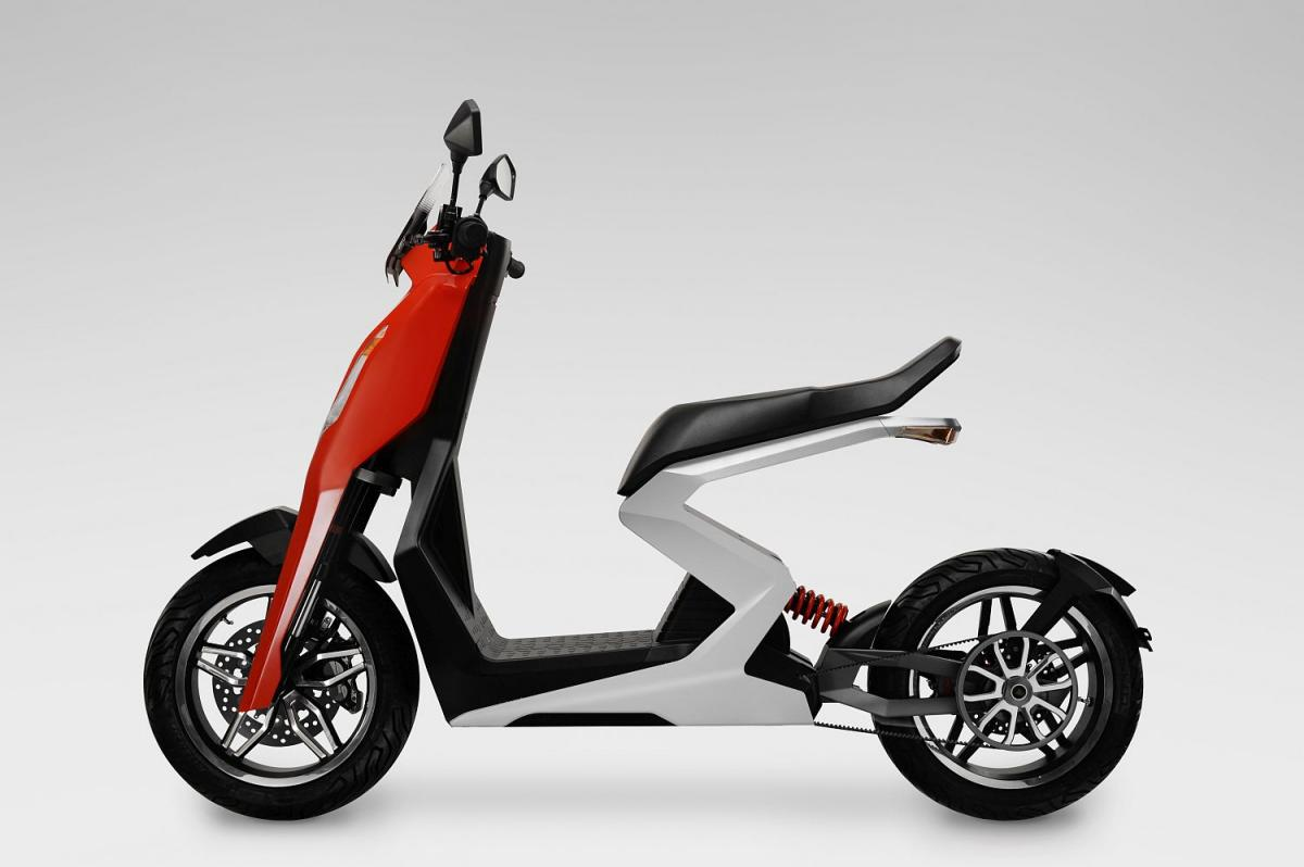 Scooter Elétrica Zapp i300