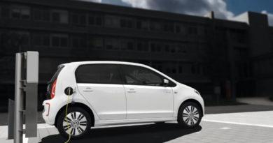Volkswagen Up! Elétrico