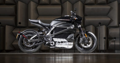 Moto Elétrica: Harley-Davidson LiveWire