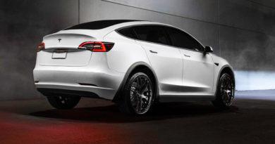 Conceito Tesla Model Y