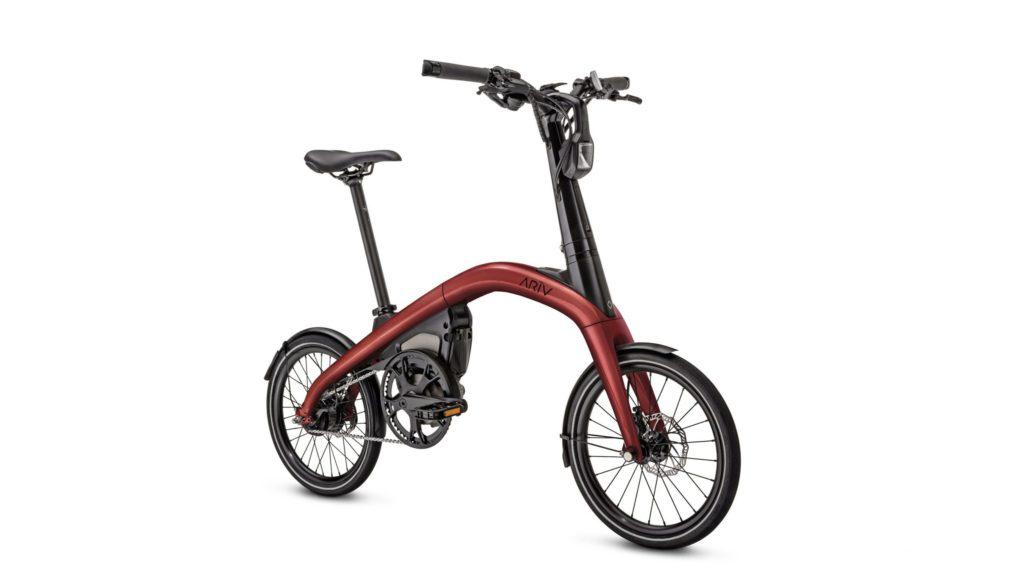 Bicicleta Elétrica Ariv