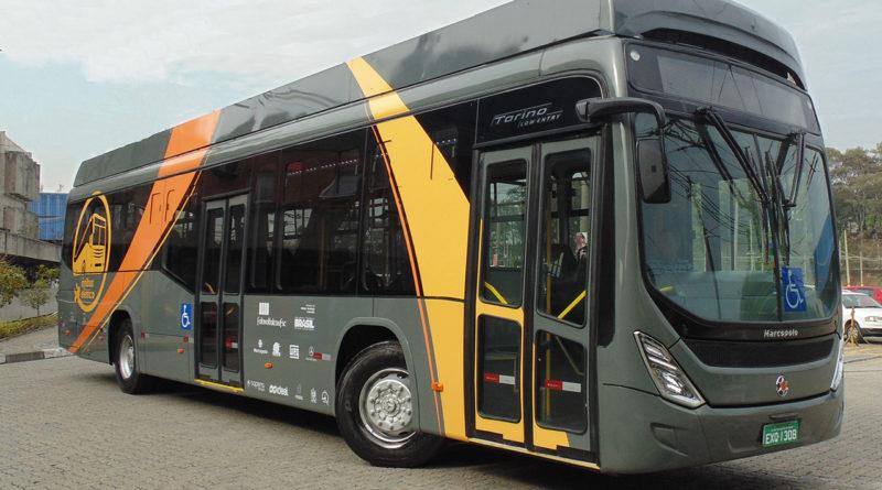 Ônibus Elétrico UFSC