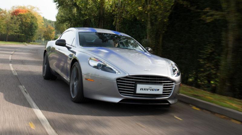 Aston Martin Rapid-E