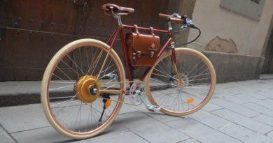 Bicicleta Elétrica Rayvolt