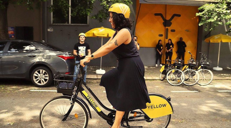 Bicicleta Elétrica Yellow - Foto: Yellow/Divulgação