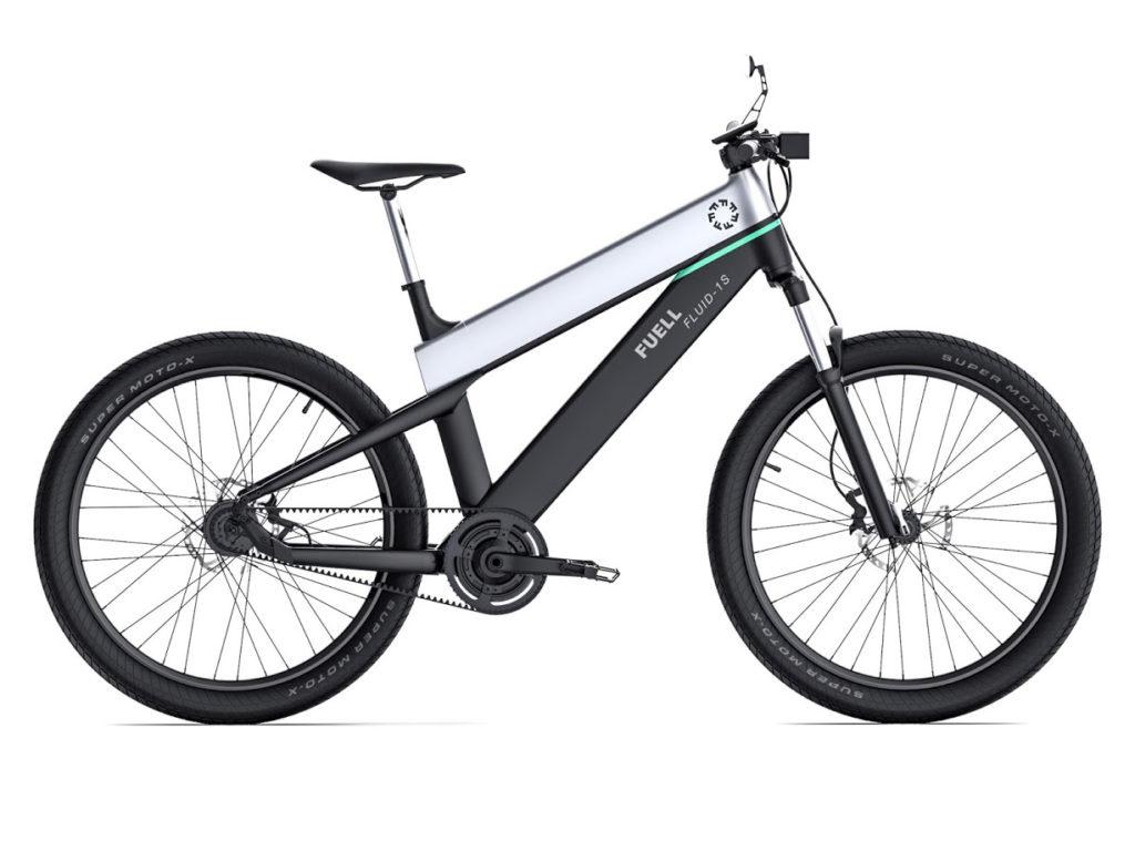 Bicicleta Elétrica Fuell Fluid
