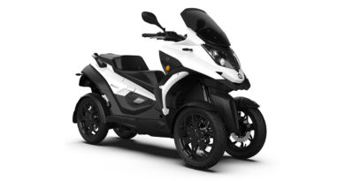 Quadro Vehicles eQooder