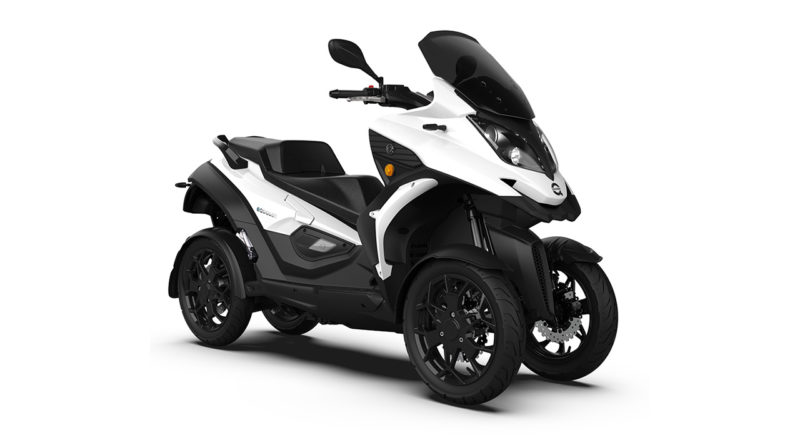 Quadro Vehicles eQooder
