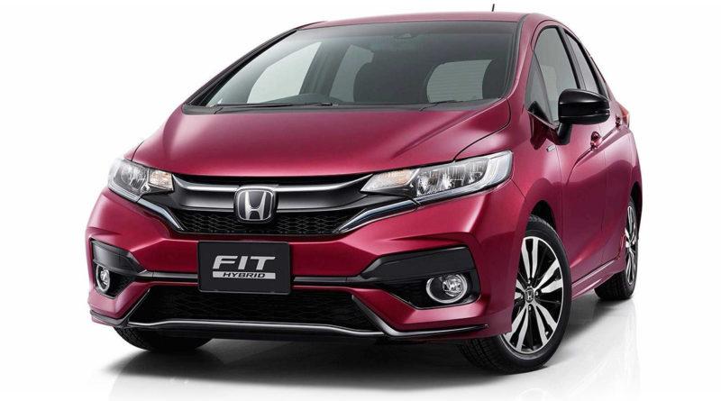 Honda Fit Híbrido