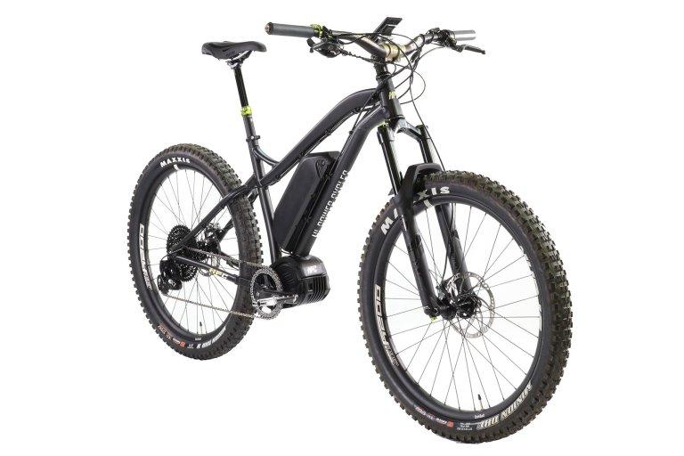 Bicicleta Elétrica HPC Scout Pro
