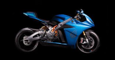 Moto Elétrica Lightning Strike