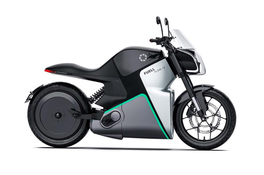 Moto Elétrica Fuell Flow
