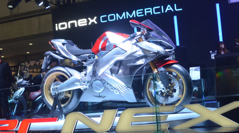 Moto Elétrica SuperNEX