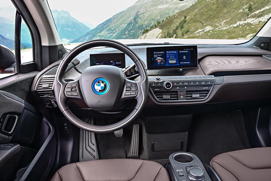 Interior do BMW i3