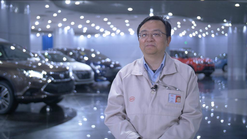 Wang Chuanfu, CEO da BYD