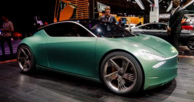 Genesis Mint - Carro Elétrico