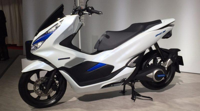 Honda PCX Elétrica