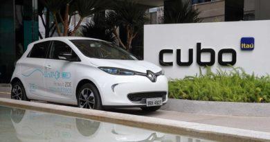 Renault Zoe compartilhamento de carro elétrico em São Paulo