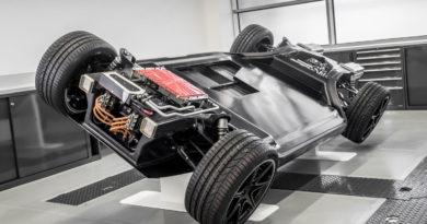 Plataforma Williams de Carro Elétrico