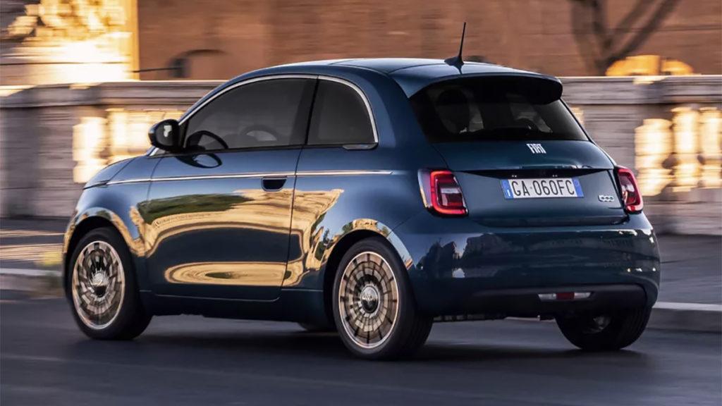 """Fiat 500 Elétrico """"La Prima"""""""