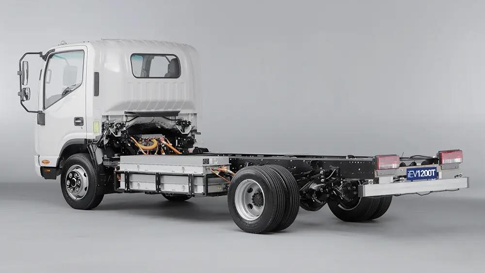 Caminhão JAC iET 1200