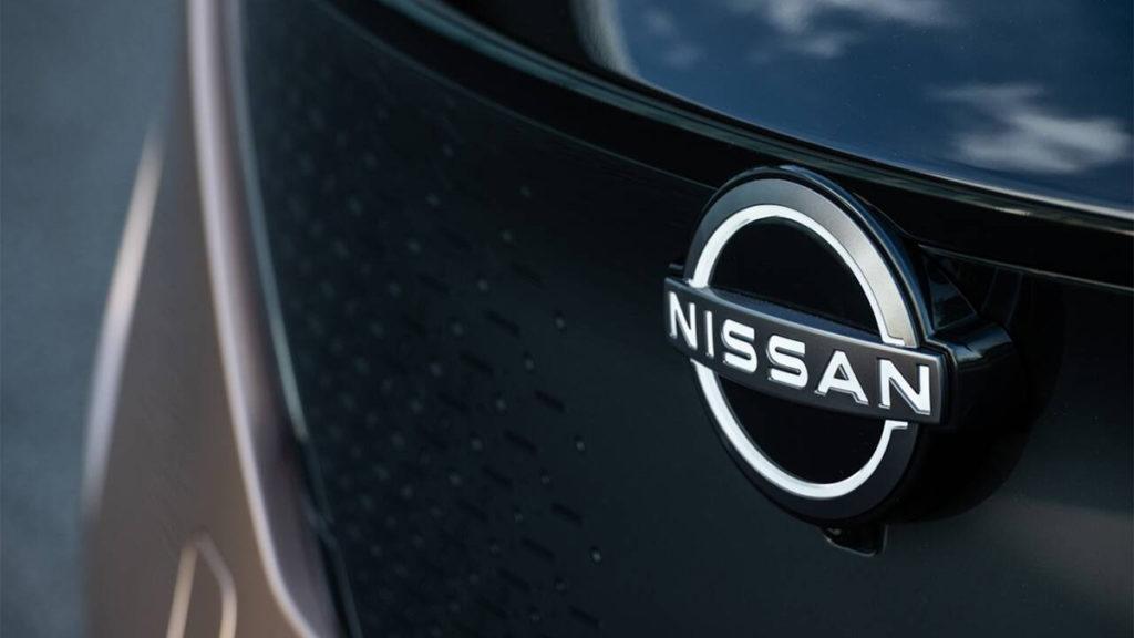 Novo logotipo da Nissan