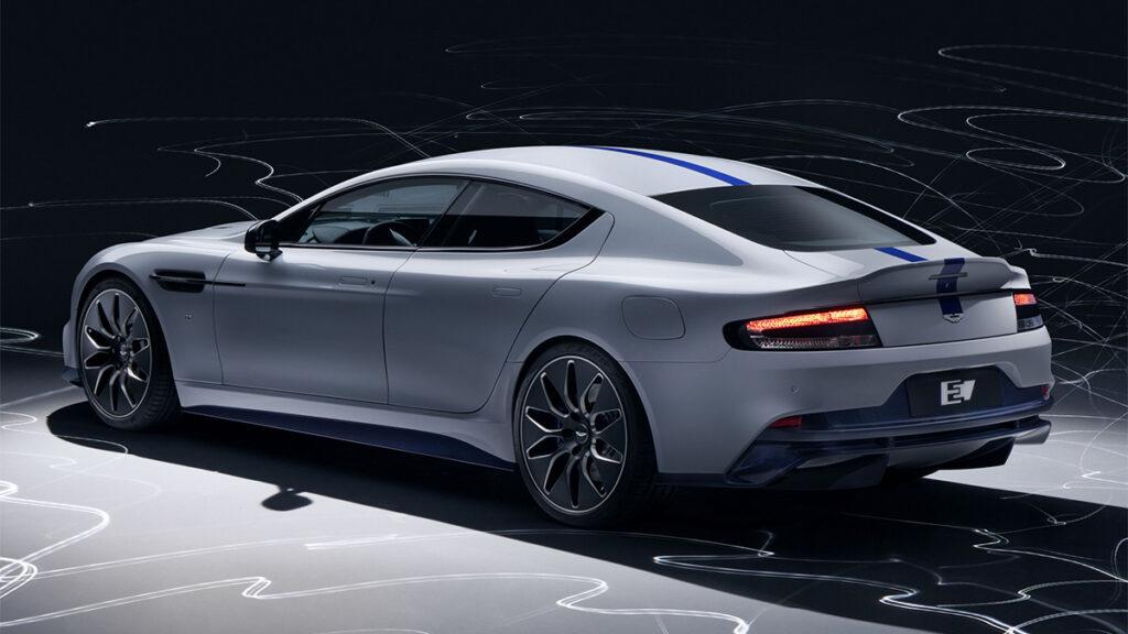 Aston Martin Rapide-E