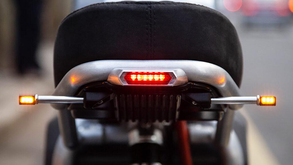 Moto elétrica Switch Motorcycles eScrambler