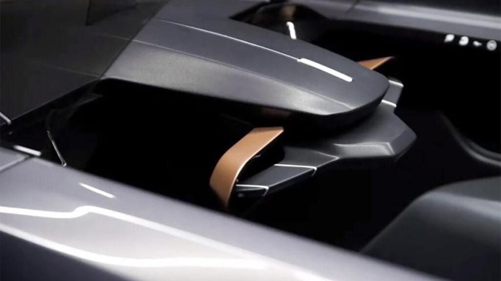 Conceito de carro elétrico Suzuki Misano