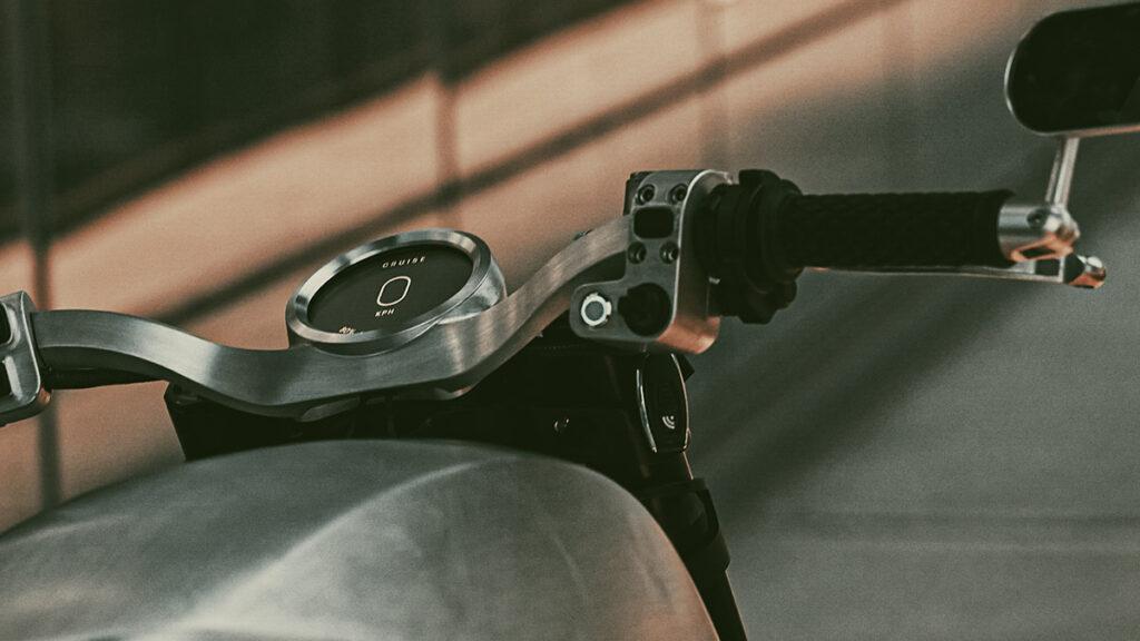 Moto elétrica Tarform Luna