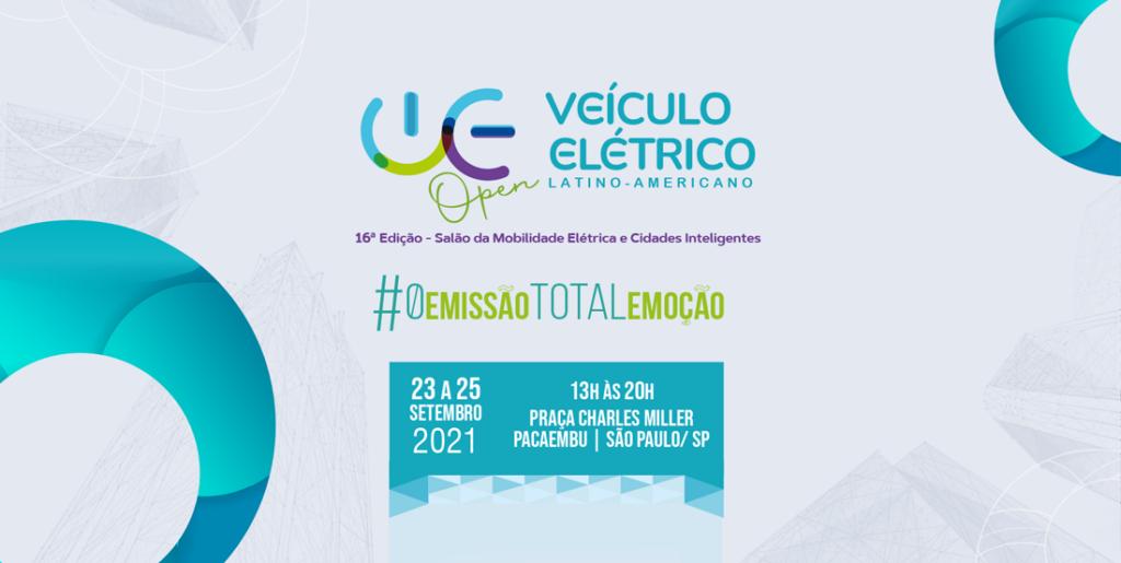 Salão da Mobilidade Elétrica e Cidades Inteligentes (VE Open)