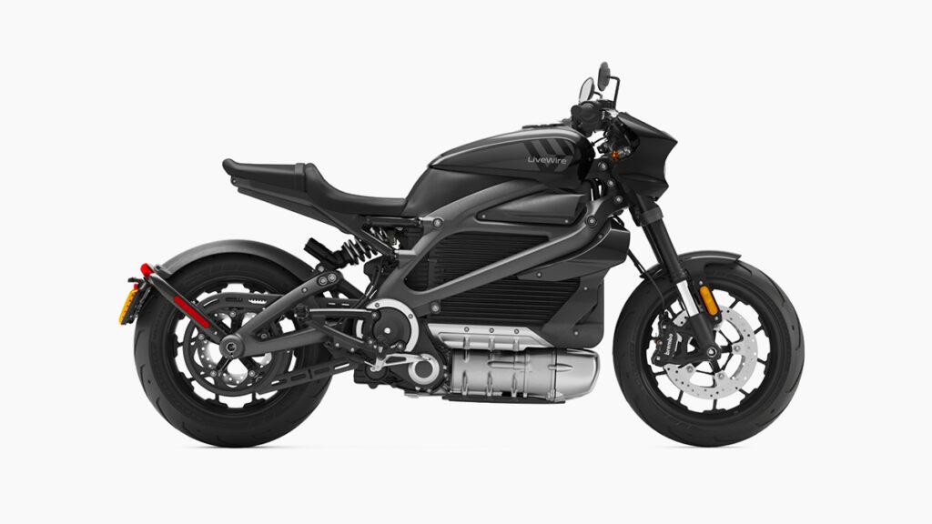 Moto elétrica LiveWire One