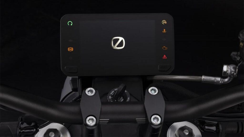 Moto elétrica Zero FXE