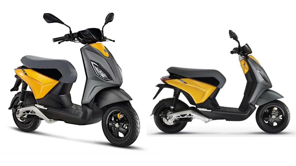 Scooter elétrica Piaggio 1